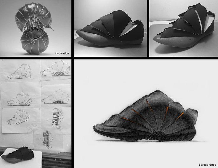 Y-3 Chanel Shi Shoe on Behance