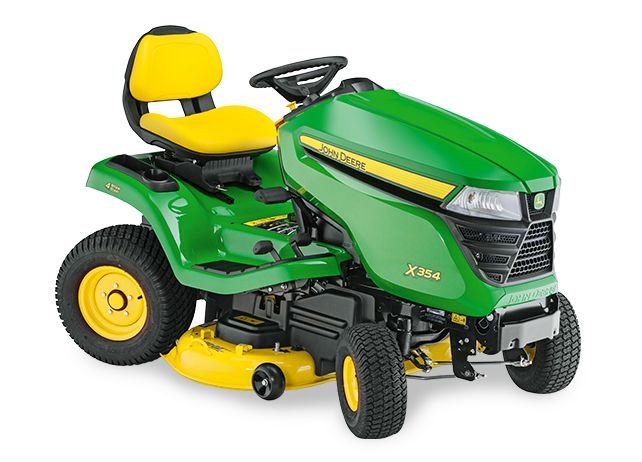 JohnDeere X354 Tracteurs de jardin