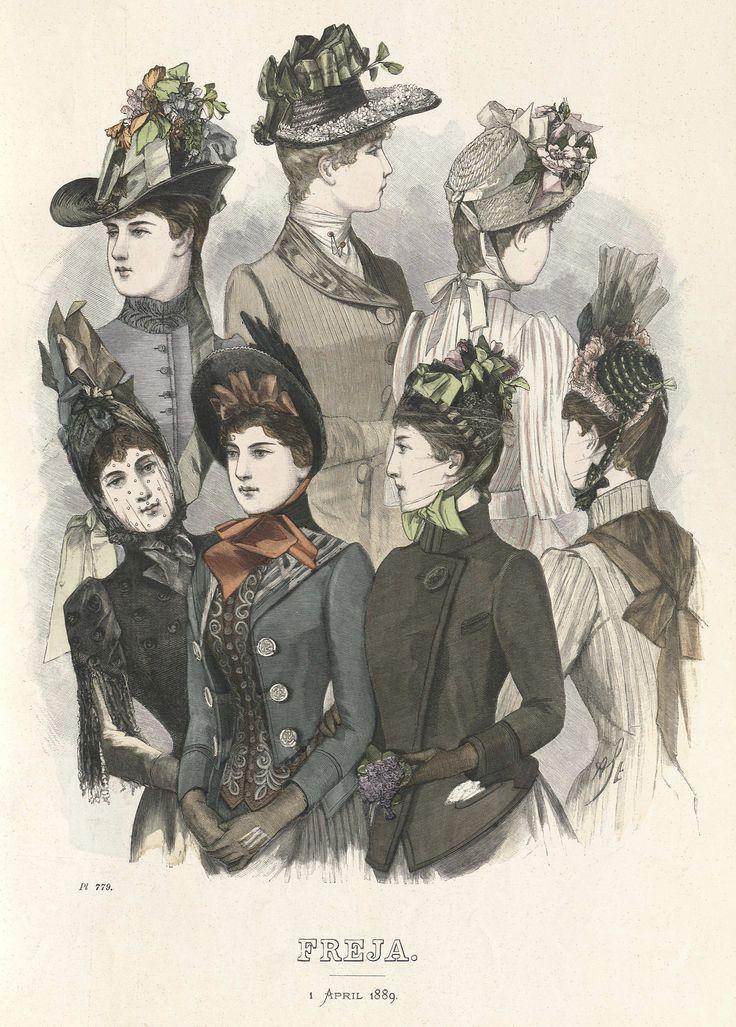 Freja 1889