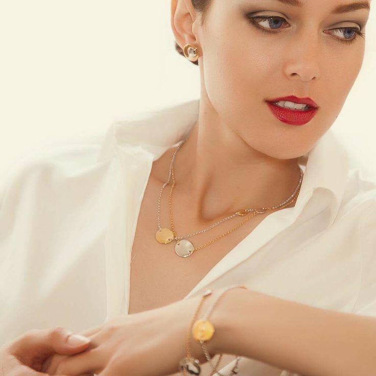 Fashion jewelry by Alae. Czech design