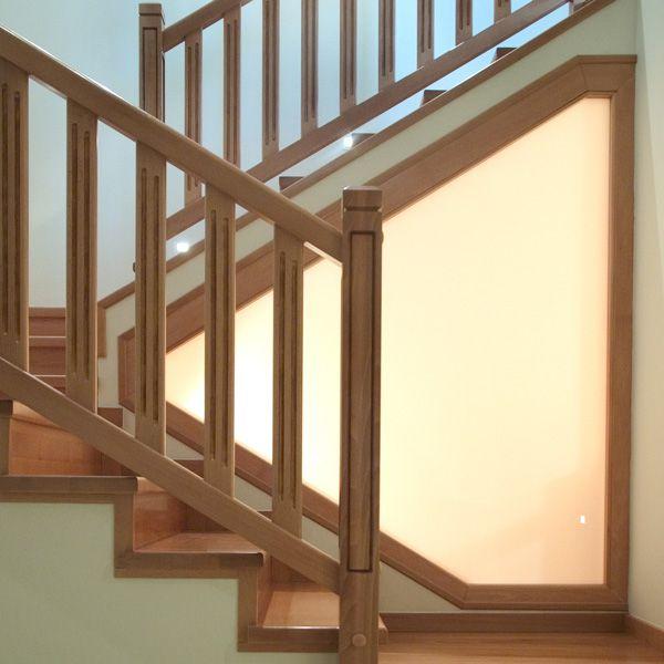 1000 ideas about barandales de madera on pinterest - Escalera madera ...