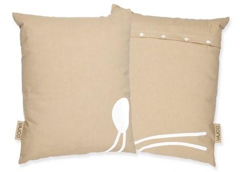 Pillow Gem / designed by Eva Hanzalová / 23,- € / www.vajco.cz