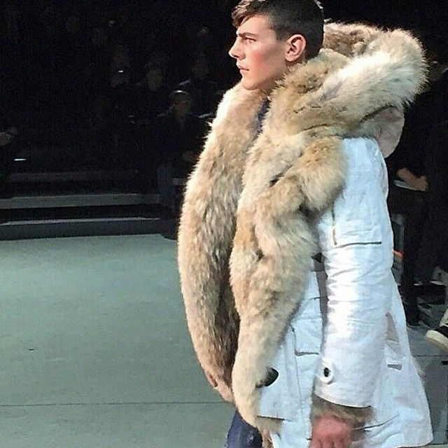 Manfurs -  More Men's and Women's Fur Fashion Looks On @anandco #furfashion #furonline  Add, Pin, Share!