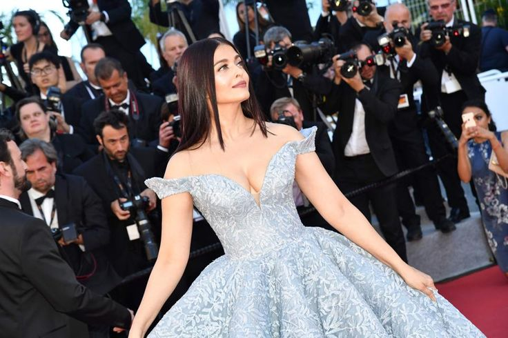 Aishwarya Rai Bachchan makes her Cannes Appearance in this splendid Blue Fairy Princess Royal Gown - Alive, News Magazine, Political News, Latest News, Current News, Top News
