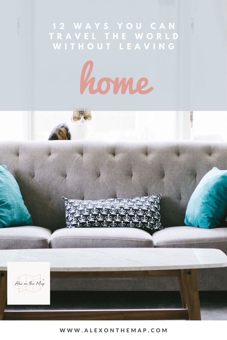 12 Ways You Can Travel The World Without Leaving Home In 2020 Affordable Interior Design Organizing Your Home Living Room Accessories