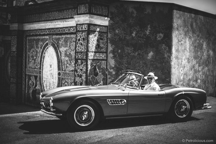 BMW 507 (Lucile Pillet for Petrolicious)
