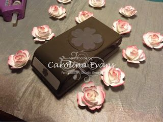 122 best craft ideas stamping stamps images on pinterest clear pansy flower punch stampin up mightylinksfo Choice Image