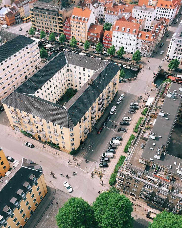 Copenhagen, from the Vor Frelser Kirke