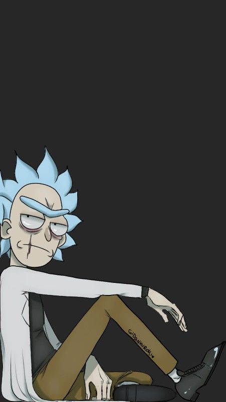 Rick and Morty • Evil Rick