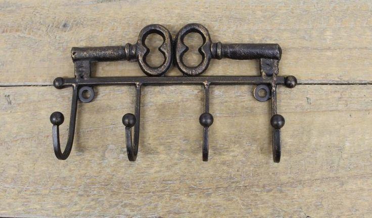 Iron Key Hooks