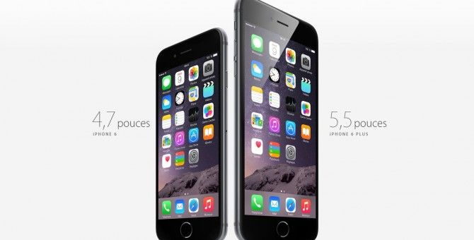 Apple achieved a record number of orders for iPhone 6 and iphone 6