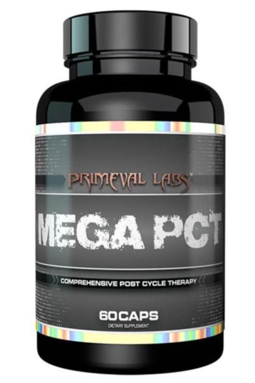 Protein Shakes and Bodybuilding: Primeval Labs Mega Pct Supplement, 60 Caps. BUY IT NOW ONLY: $32.95