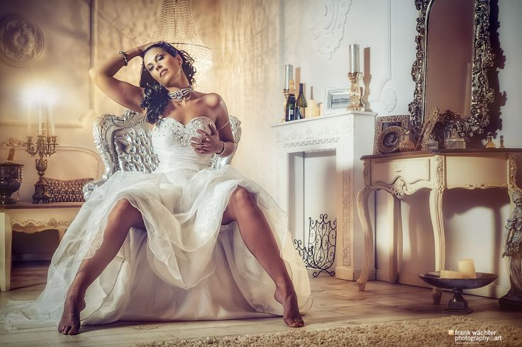 Dirty Wedding - Photo shooting with Cindy - Joilite, Bochum