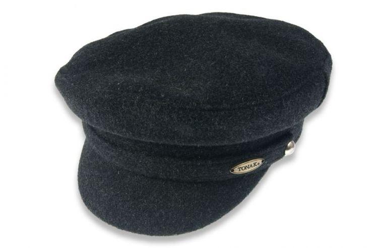 Zimní šitá čepice (025/13)