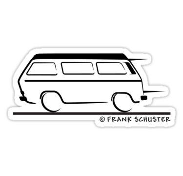 Speedy VW Vanagon Westfalia Westy by Frank Schuster