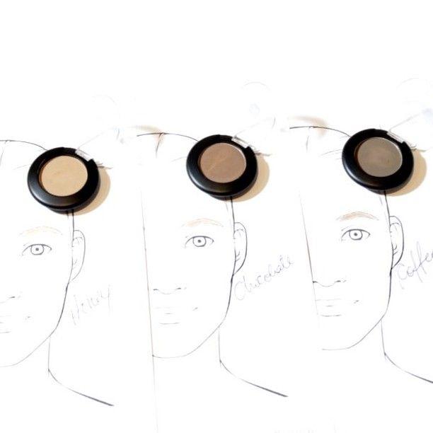 Nuestros #PowderMírame están disponibles en tres tonos diferentes, para adaptarnos a todos los rostros y tonos.   miramexxl.com   #DiseñodeCejas #ExtensionesdePestañas