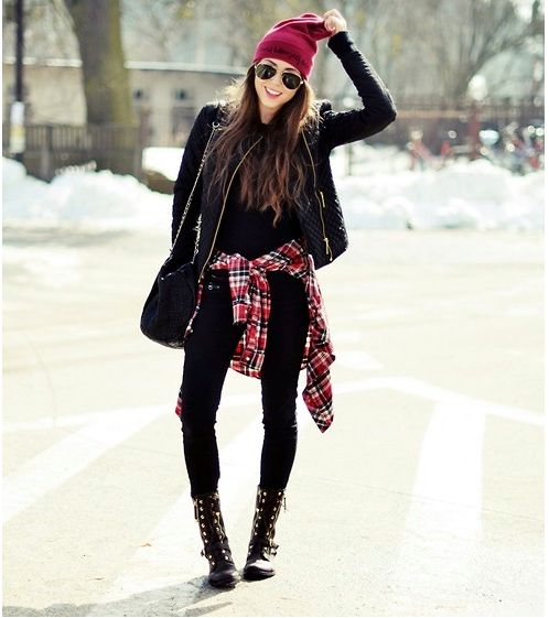 Grunge Style  IS IT JUST ME OR DOES THE GRUNGE FASHION LOOK JUST LIKE THE PUNK FASHION?