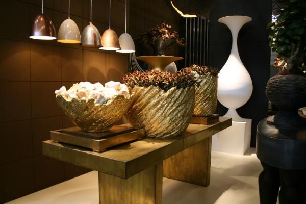 Top Copper Furniture of Maison&Objet Paris | Paris Design Agenda #parisdesignagenda #mo15 #maisonobjet