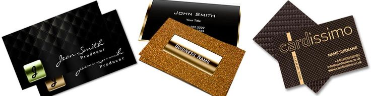 We are one of the leading organization in Dubai offers stunning quality luxury business card printing services.