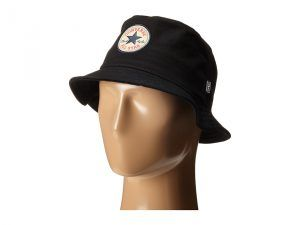 Converse Classic Bucket Hat (Converse Black) Bucket Caps