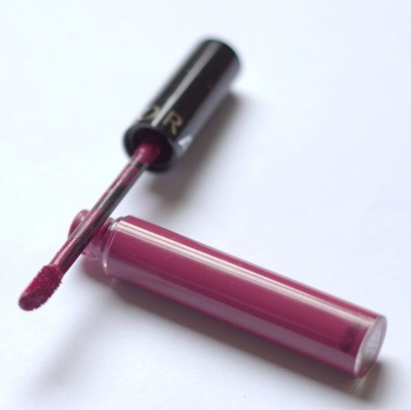 Sephora Collection 16 Cherry Nectar Cream Lip Stain Review3