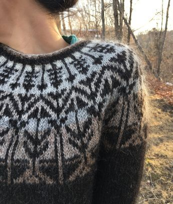 Knit a Lopi Sweater with Us!