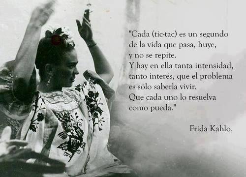Genialidades de Frida
