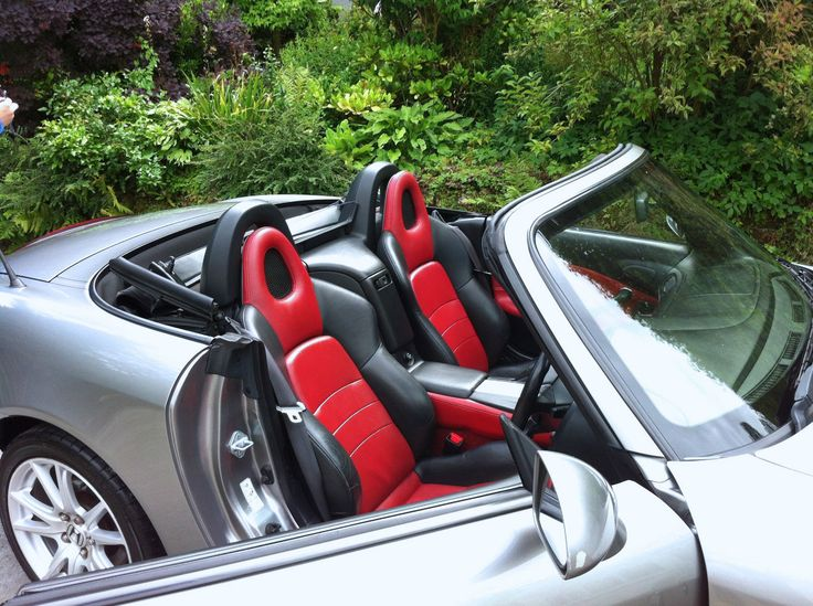 2004 HONDA S2000 SILVERSTONE RED/BLACK INTERIOR | eBay