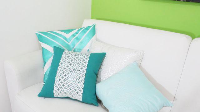 Cuscini Fai da te - Diy pillow decor