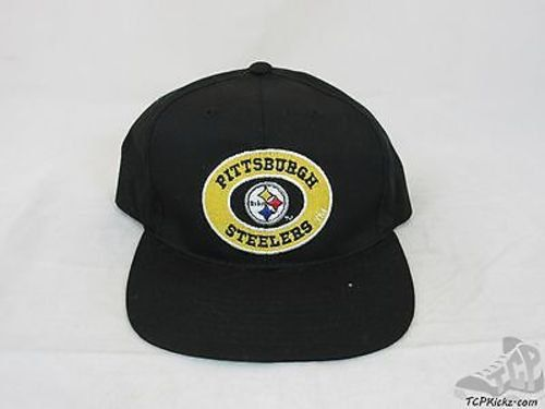 1996 vintage steelers cap