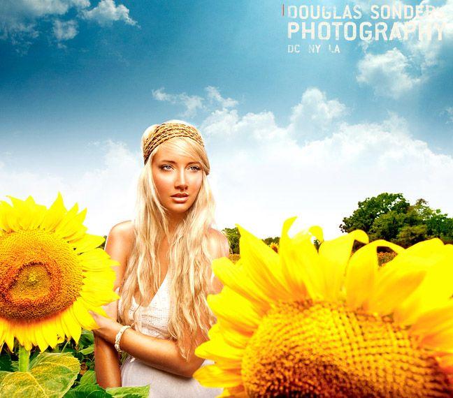 47 best Sunflower field photoshoot images on Pinterest ...