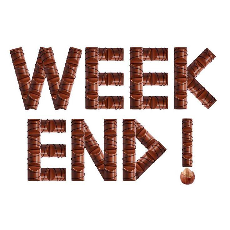 KINDER BUENO vous souhaite un bon weekend !
