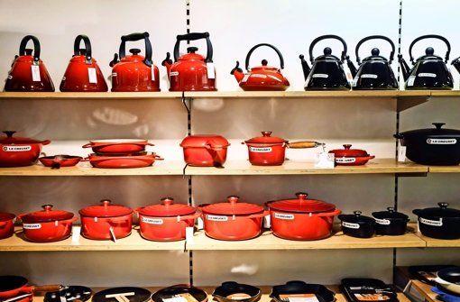 In den Hipster-Küchen wird aufgerüstet. Wer es sich leisten kann, stellt Hochleistungsmixer, gusseiserne Töpfe und edle japanische Messer zur Schau. Auch Stuttgarter Einzelhändler profitieren von diesen Trends.