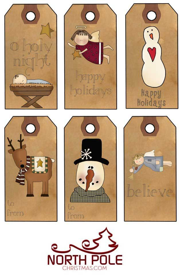 primitive hang tags--- http://www.northpolechristmas.com/prim-christmas.html