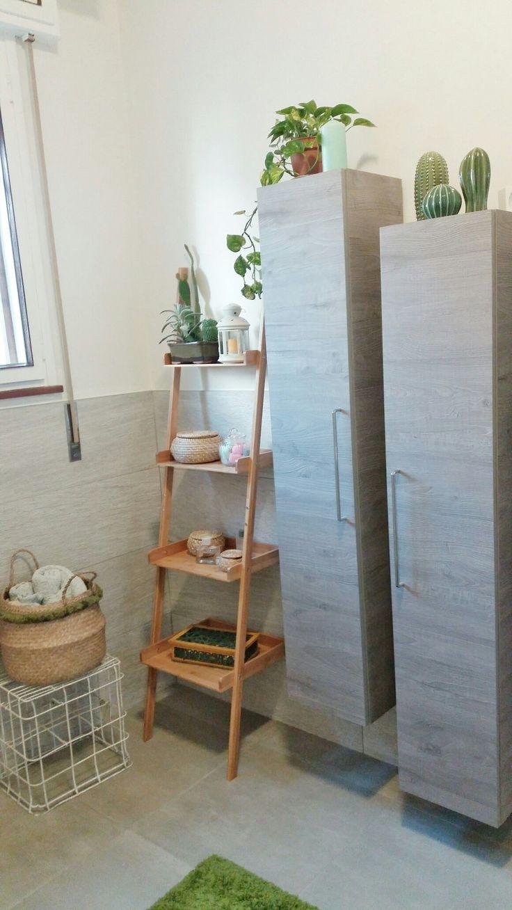 Oltre 25 fantastiche idee su Piccolo spazio per il bagno su ...