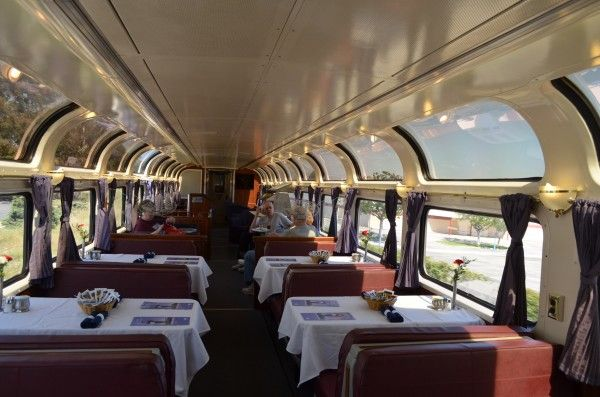Amtrak Coast Starlight Train Reviews And Photos Travel