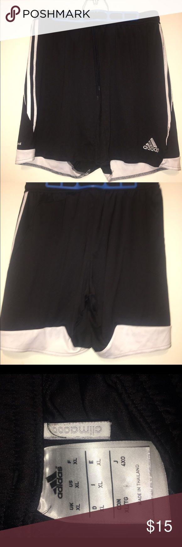 Adidas Soccer Shorts Size XL adidas soccer shorts Adidas Shorts