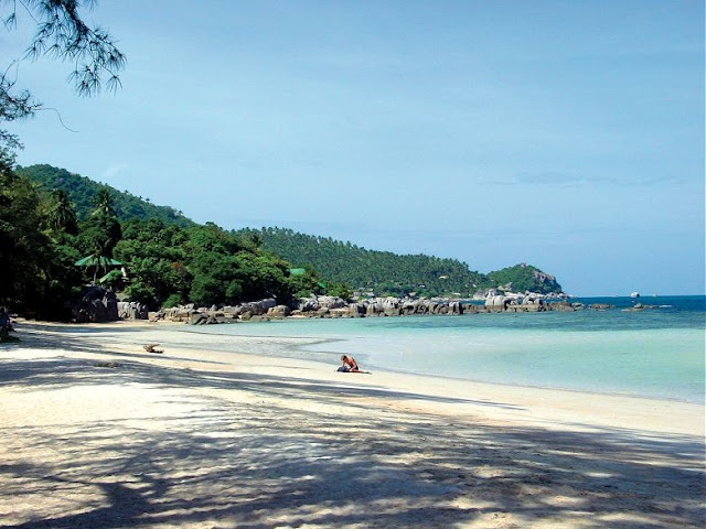 Koh Tao Island, Thailand. Delightfull Island for Your Holiday Travel Destination