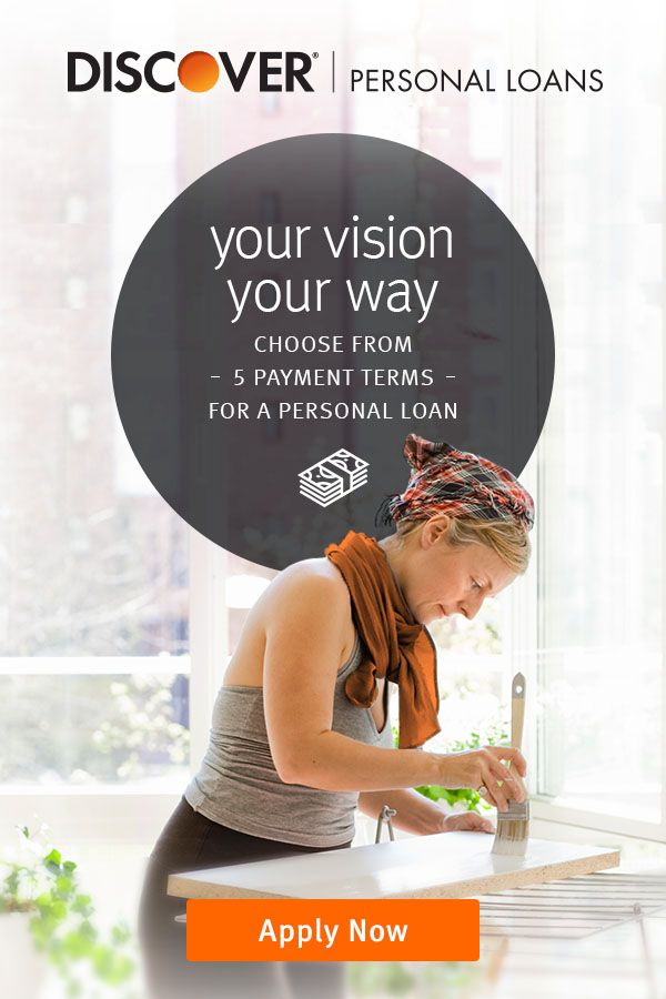 With Flexible Repayment Terms You Can Get Started Today Remodeling Personal Loans From Discover Can Help Yo Personal Loans How To Apply Loan Interest Rates