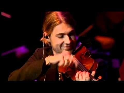 DAVID GARRETT - Volare (by Domenico Modugno). Show LIVE IN CONCERT & IN PRIVATE -2009 - YouTube