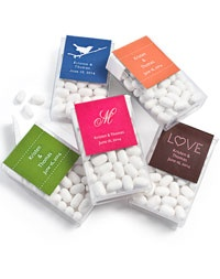 favors/welcome bags
