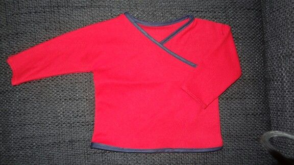 Baby t-shirtje