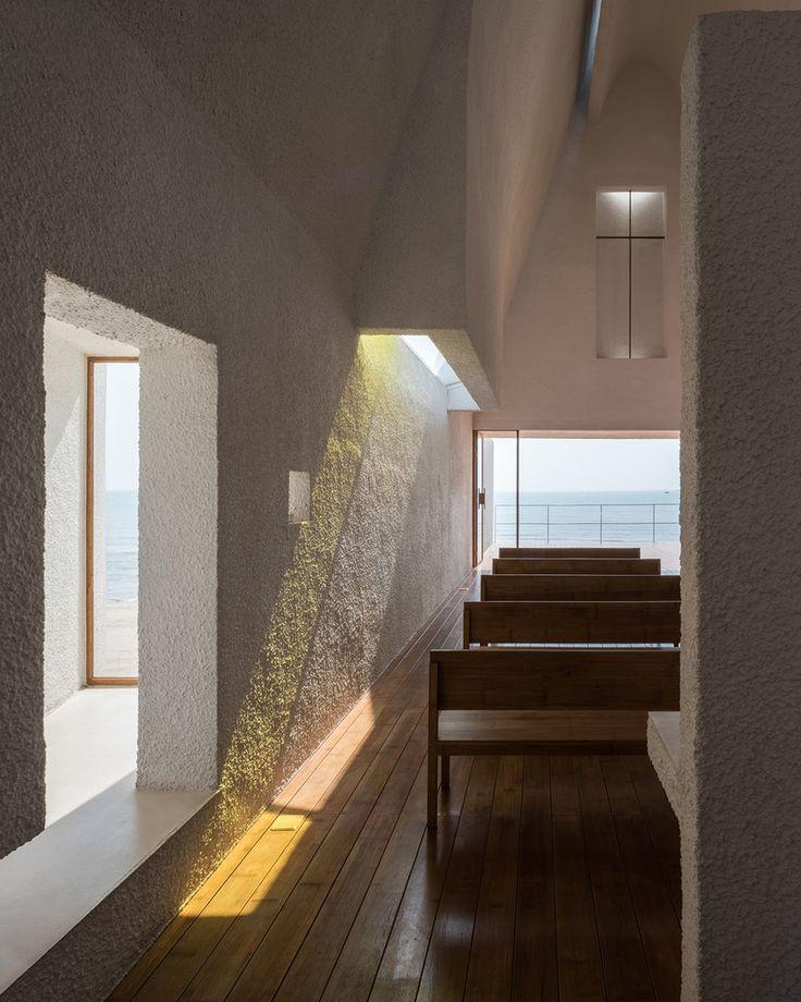 Gallery of Seashore Chapel / Vector Architects - 30