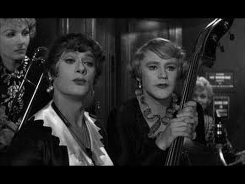 Фильм В джазе только девушки 1959 смотреть онлайн бесплатно Some Like It Hot - YouTube