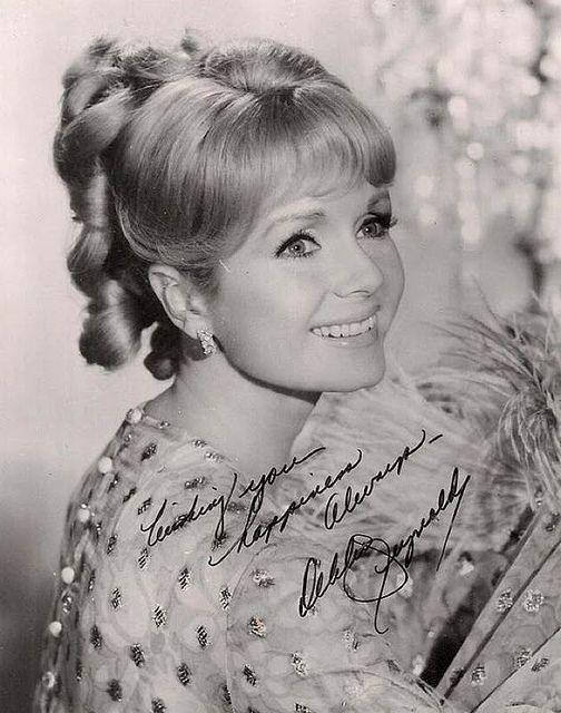 Debbie Reynolds is my favorite. Wonderful dancer, singer, actress, and loves her fans.