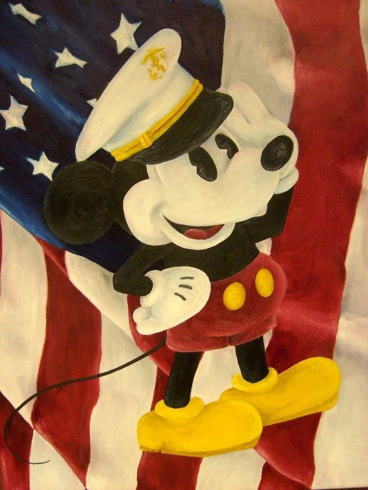 Marine Corps Mickey