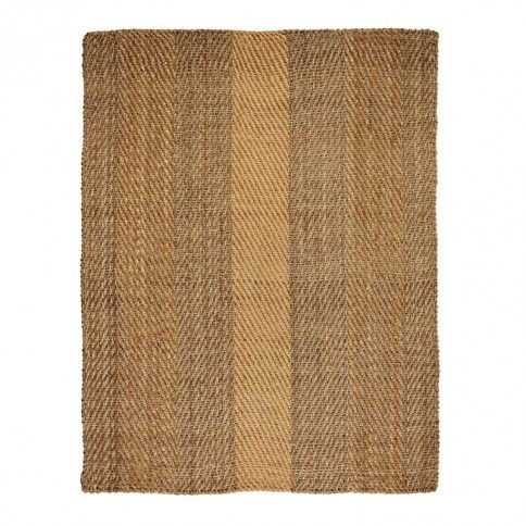 Sahara Jute Area Rug crafted from sustainable materials