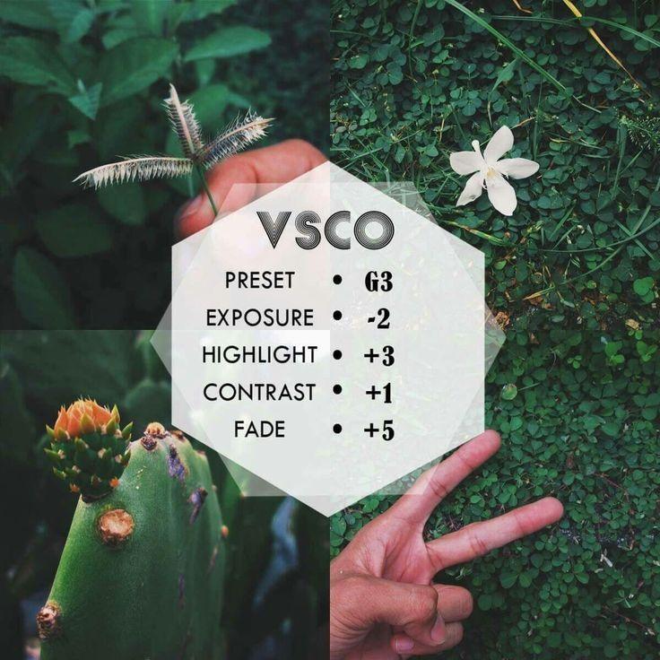 Vsco Filter For Nature Grass And Plants Vsco Tutorial Vsco Filter Instagram Photo Editing Vsco