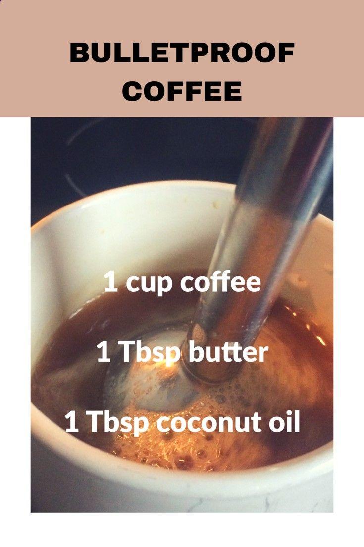 Bulletproof coffee weight gain