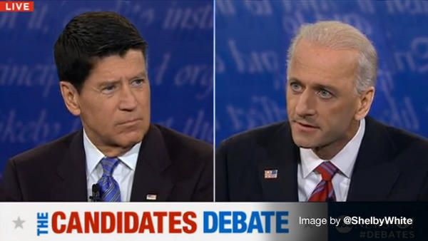 Check this out and have a good laugh!  The 25 funniest tweets about the VP debate - CNN.com